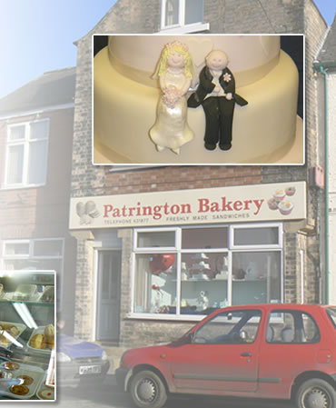 Welcome to Patrington Bakery